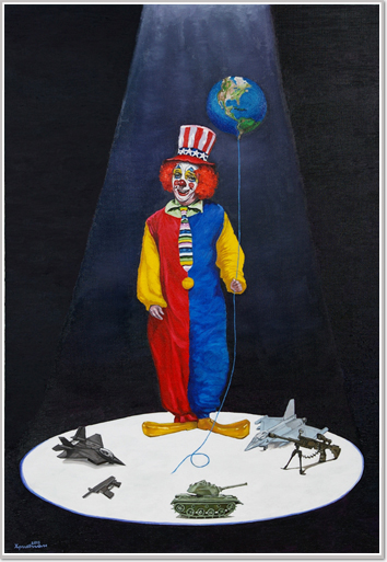 The Clown /The Politician/
